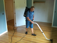 Harwood Cleaning